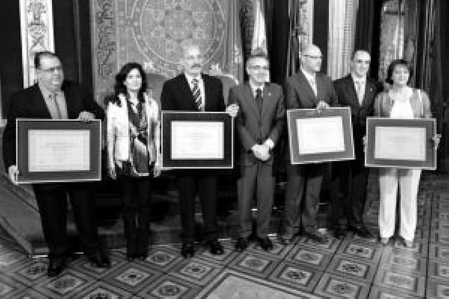 Grupo MRA, Lizarte, Ona Industria Gráfica y Koppo, galardonados