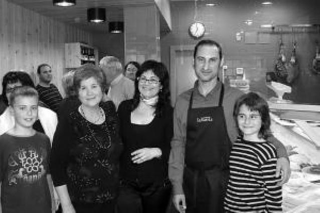 Carnicería Lahuerta estrena su local de Díaz Bravo de Tudela