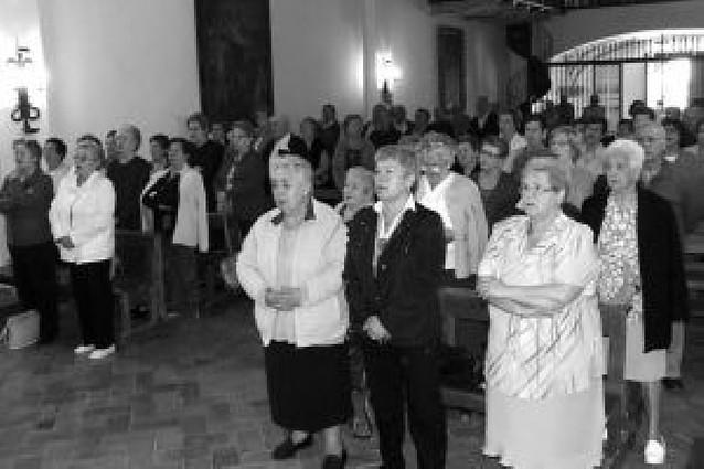 El club de jubilados reúne a 110 socios en el Yugo