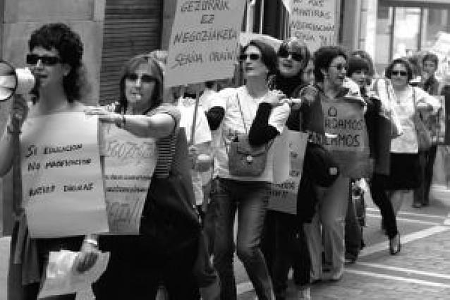 """La plantilla de las escuelas infantiles ve """"imposible"""" desconvocar la huelga"""
