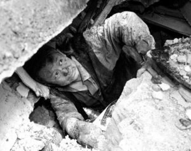 Más de 16.000 personas quedaron sepultadas en China tras el terremoto