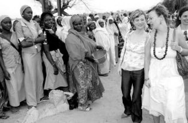 Parlamentarias contra la ablación y la poligamia