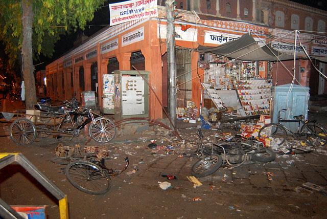 Una cadena de atentados con explosivos en India causa al menos 80 muertos en Jaipur