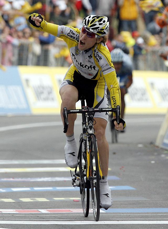 El ruso Brutt estrena su palmarés en el Giro