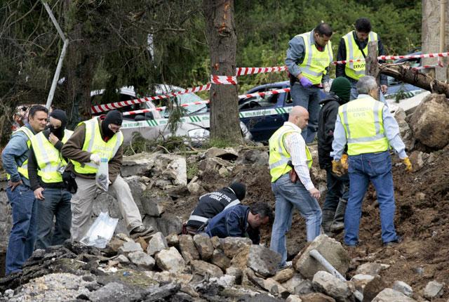 ETA buscó una masacre en la casa cuartel de Legutiano con una bomba de 150 kilos