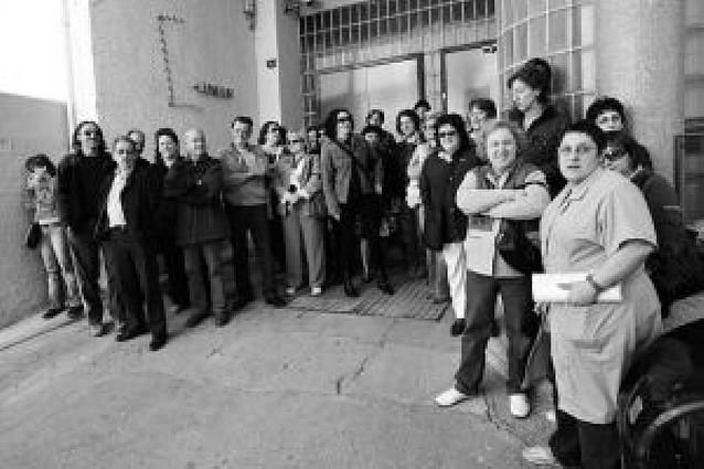La plantilla de Cunbur pide recolocar a los 40 despedidos