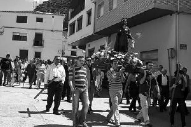 Los agricultores riberos honran a San Isidro