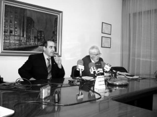 El alcalde de Barañáin advierte del déficit y los créditos dejados por NaBai