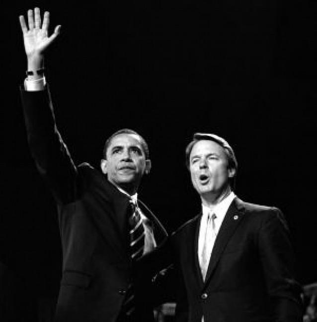 Obama recibe el apoyo del ex candidato John Edwards