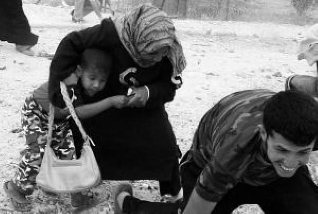 """Los palestinos recuerdan los 60 años de la """"catástrofe"""""""
