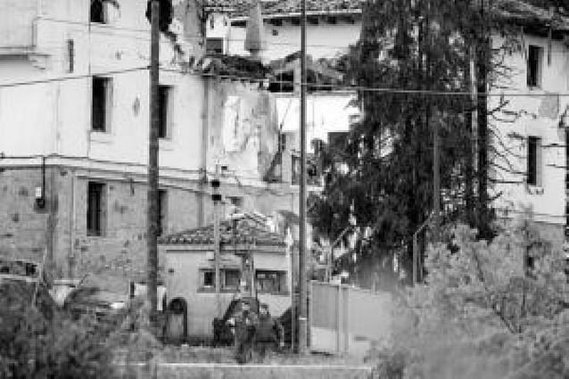 ETA preparó en Francia la furgoneta bomba con un explosivo reforzado