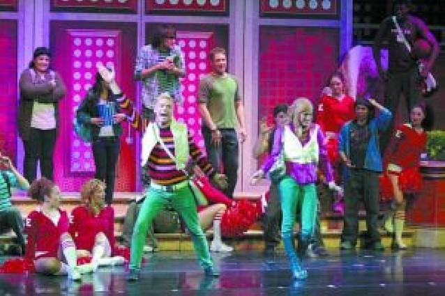 """""""High School Musical"""" atrae a 12.000 espectadores"""