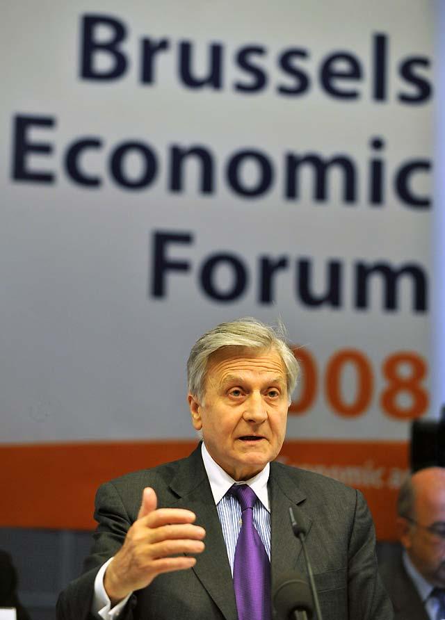 Trichet asegura que el BCE no puede relajarse en su lucha contra la inflación