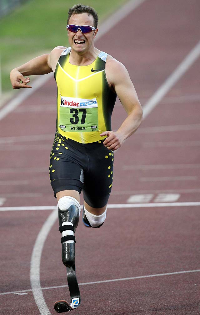 El TAS da la razón a Pistorius y le permite competir en los Juegos de Pekín