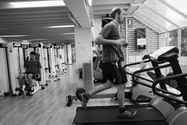 Estiramiento en el ejercicio físico