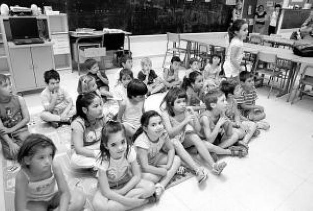 El colegio Elvira España abre la inscripción a las colonias de inglés