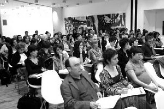 Más de 130 asistentes en la jornada de Arte y Educación