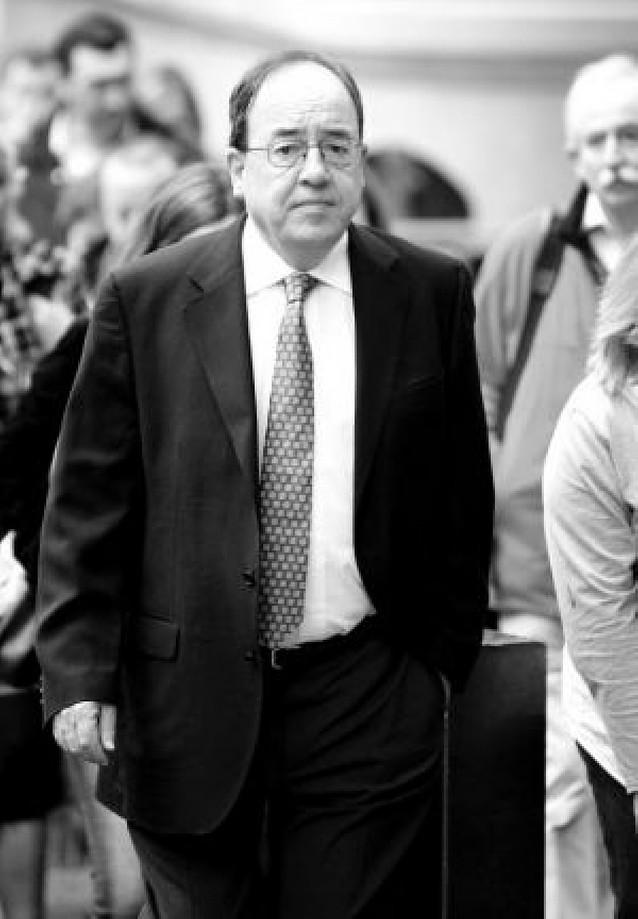 El ex dirigente del PNV Gorka Agirre niega que mediara en el cobro de extorsiones de ETA