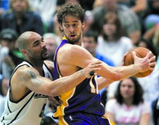 Los Lakers alcanzan la final