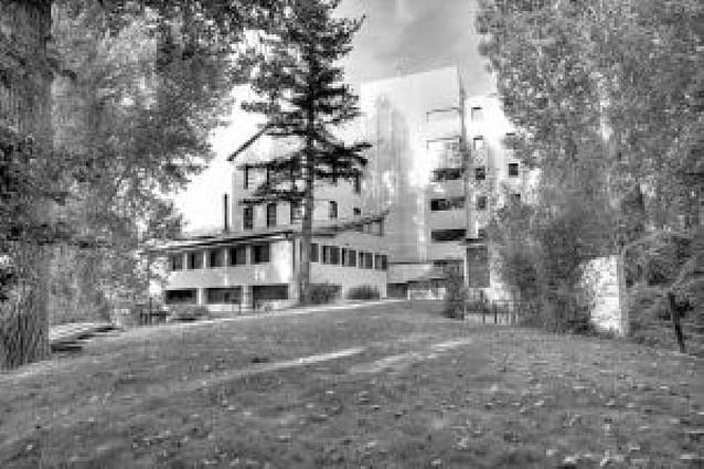 El Hotel Tximista de Estella, ejemplo de nueva arquitectura