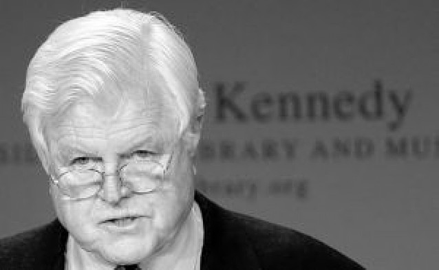 Se descarta que Edward Kennedy haya sufrido un derrame cerebral