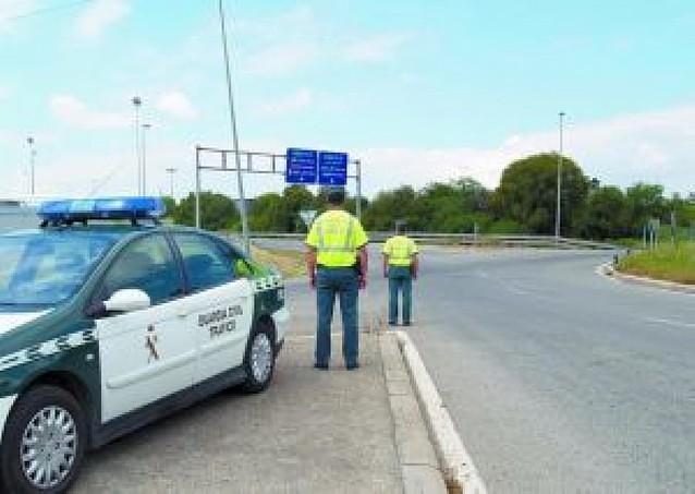 Detenido por conducir ebrio y sin carné un autobús