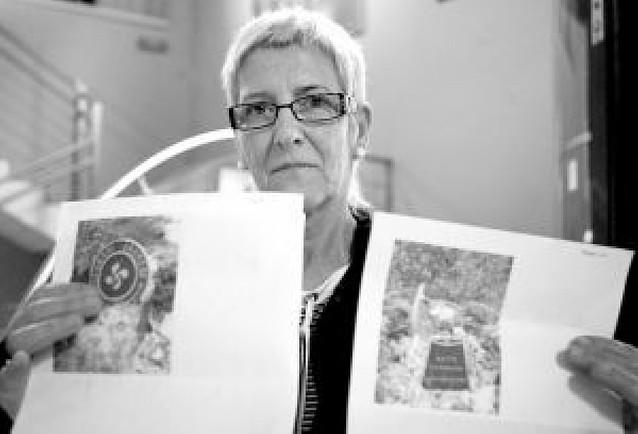 Atacado en Guipúzcoa el monolito en recuerdo de Juan María Jauregui