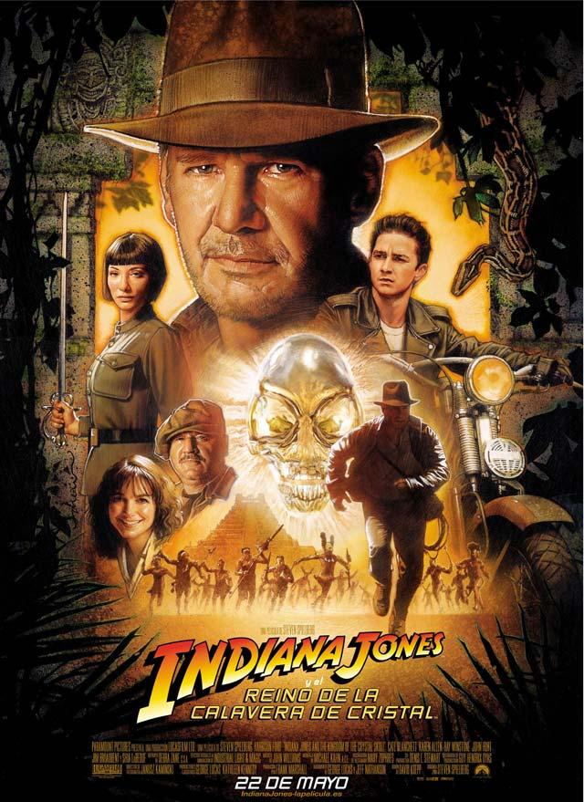 ¿Dónde están en realidad los tesoros que busca Indiana Jones?