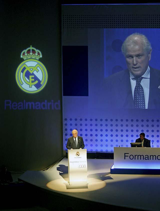 La Asamblea General Extraordinaria del Real Madrid rechaza los nuevos Estatutos por amplia mayoría