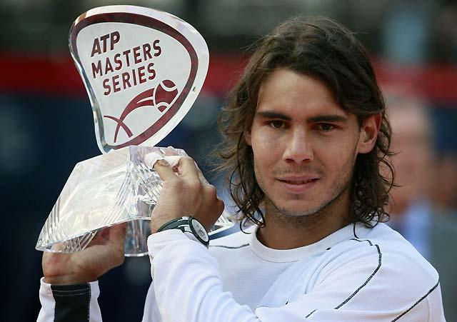 Nadal se venga de Federer en un partido épico y conquista el Masters de Hamburgo