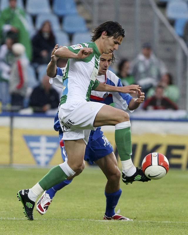Getafe y Betis empatan a goles y bostezos (1-1)