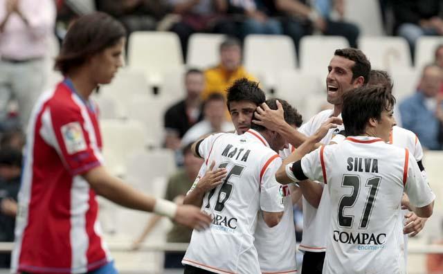 El Zaragoza se ahoga en Mallorca y se hunde en Segunda División (3-2)