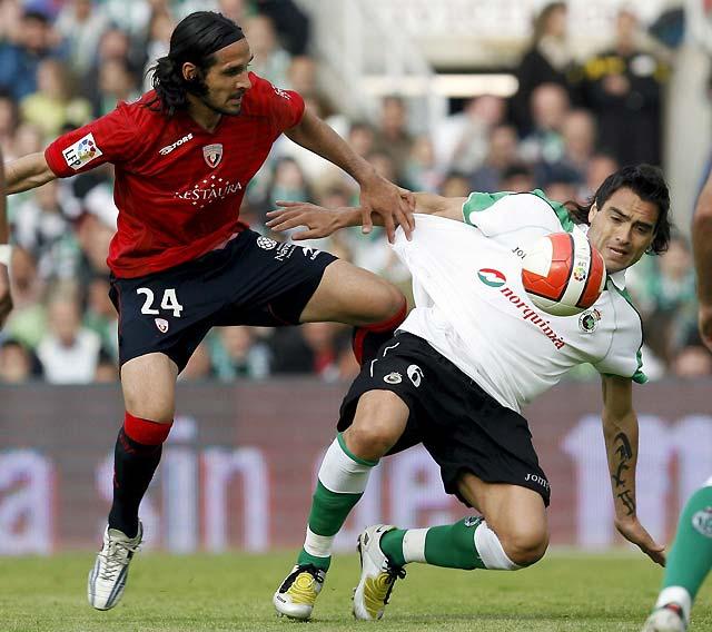 Racing y Osasuna cumplen sus objetivos (1-0)