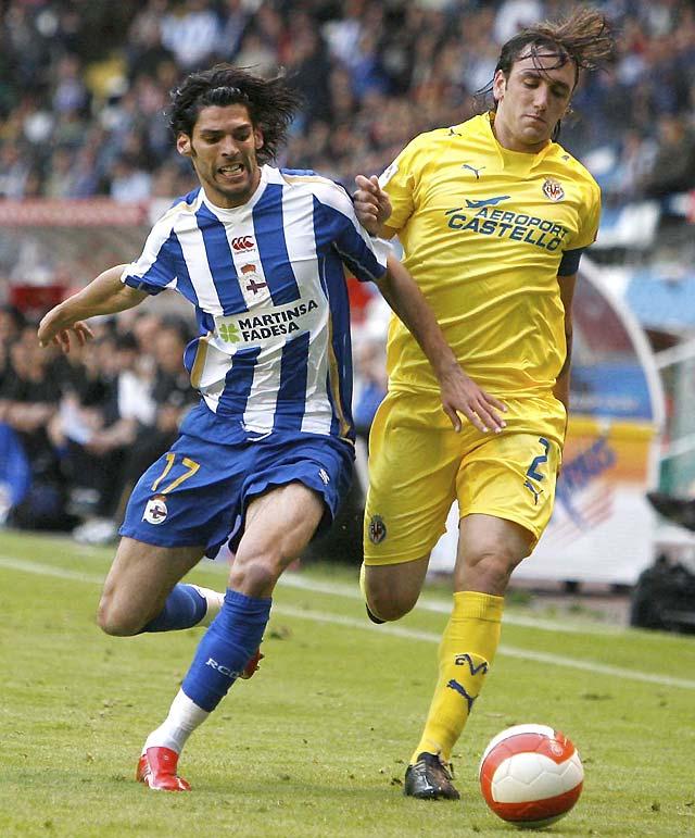 El Deportivo no gana pero se mete en la Intertoto (0-2)