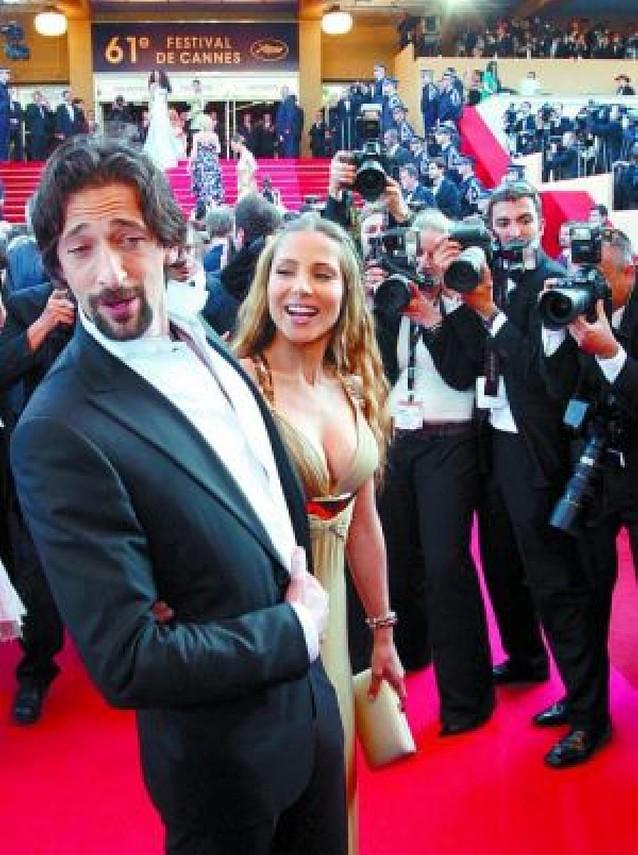 Paz Vega deslumbra en Cannes