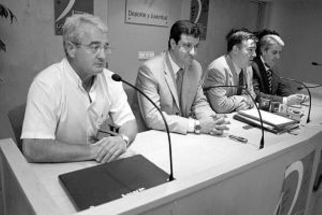 """""""Tener tres equipos en Primera estaría bien para Navarra"""""""