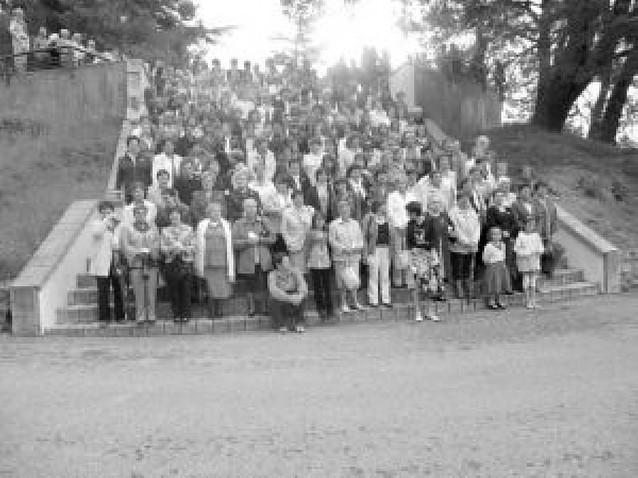 Encuentro en Estella de unas 350 mujeres llamadas María Puy