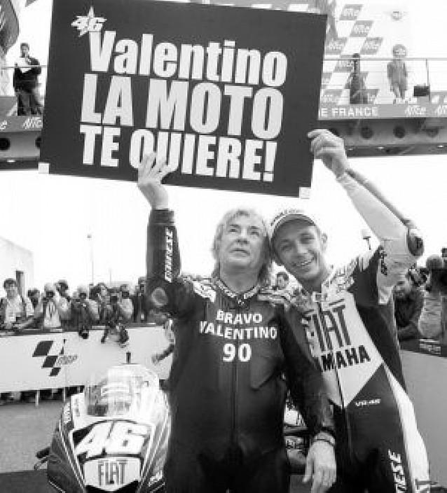 Rossi gana ante un heroico Lorenzo