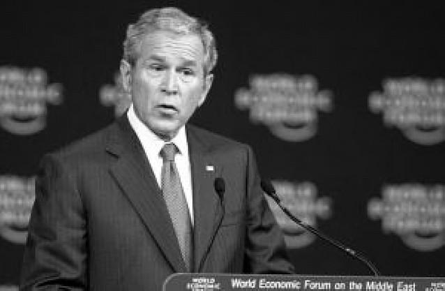 Bush insiste en que puede lograr un acuerdo de paz en Oriente Próximo este año