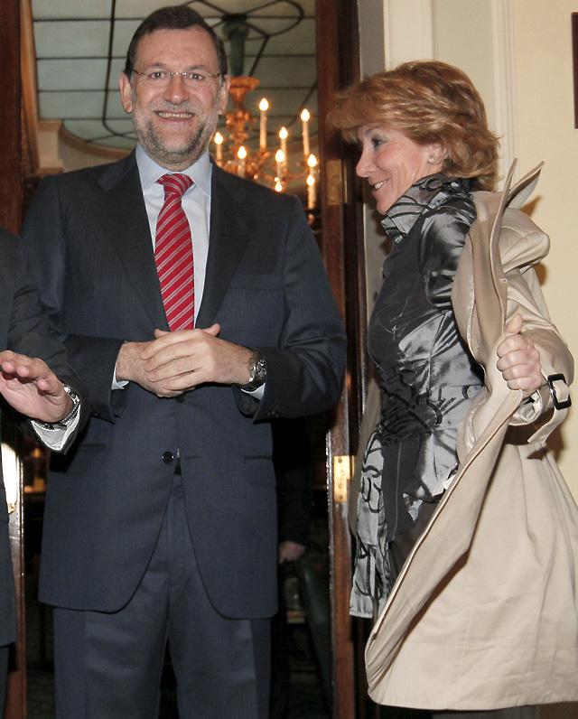"""Rajoy: """"Soy el de siempre, pero en la vida hay que moverse de vez en cuando"""""""