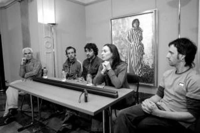 """El Gayarre echa una """"mirada"""" al teatro navarro"""