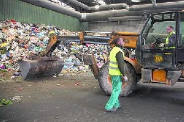 La planta de biometanización de Tudela trata la basura de 5 mancomunidades navarras
