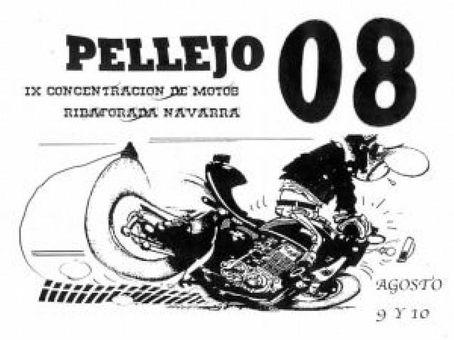 """Marina Ruiz Zardoya gana el concurso de la concentración de motos """"Pellejo 2008"""""""