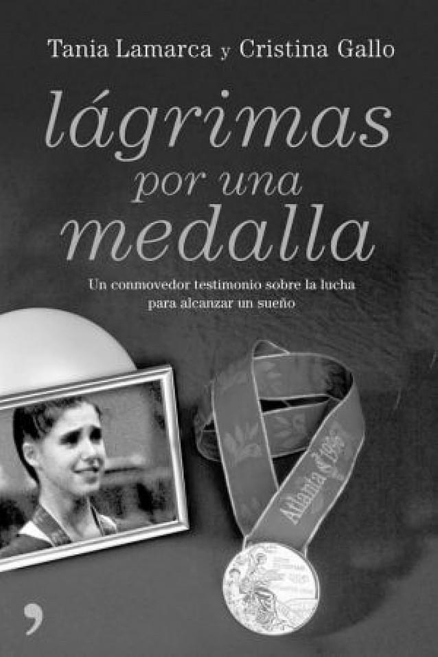 Un libro repasa la vida de la gimnasta Tania Lamarca