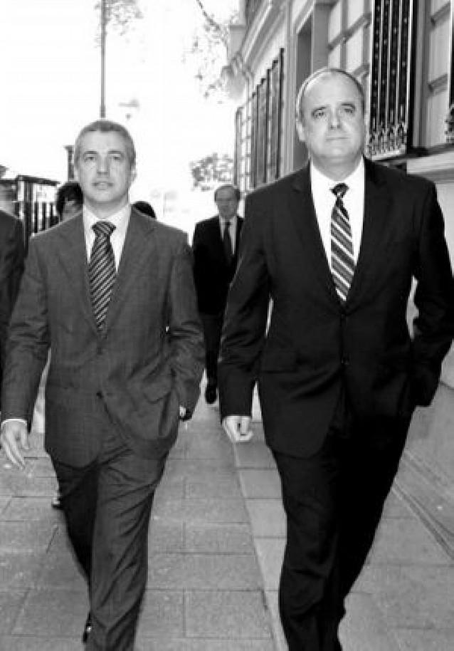 La cúpula del PNV defiende a Gorka Agirre, acusado de colaborar con ETA