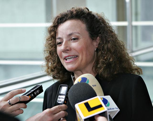"""Amanda Acedo dice que presentará de forma """"inminente"""" su candidatura a la secretaría general del PSN"""