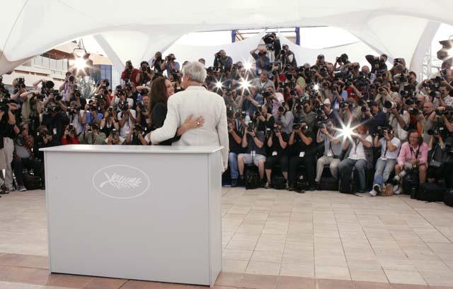 Clint Eastwood seduce en Cannes a pesar de Angelina Jolie