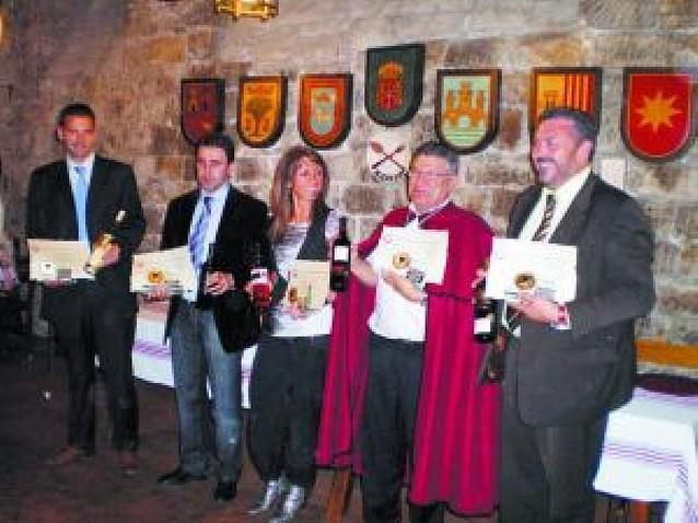 Premios a ocho vinos navarros en el XVII concurso de calidad