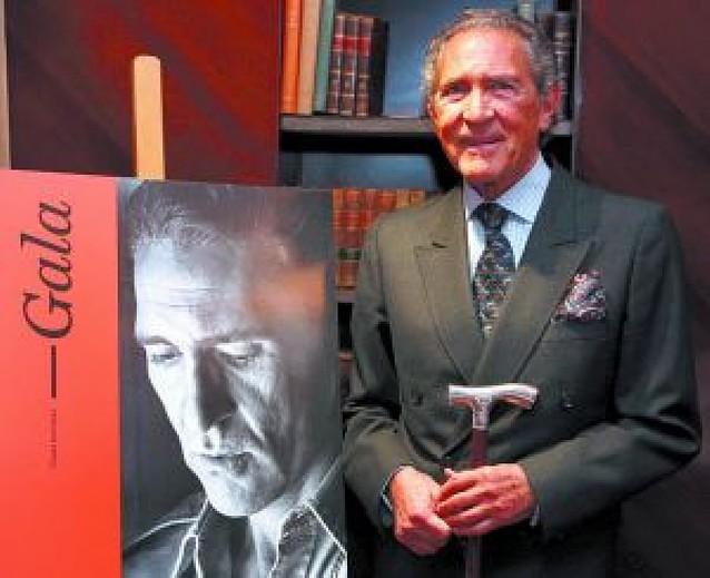"""Antonio Gala presenta """"Cosas nuestras"""", su libro """"más sincero"""""""