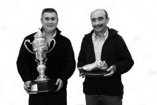 Miguel González, mejor entrenador 2008